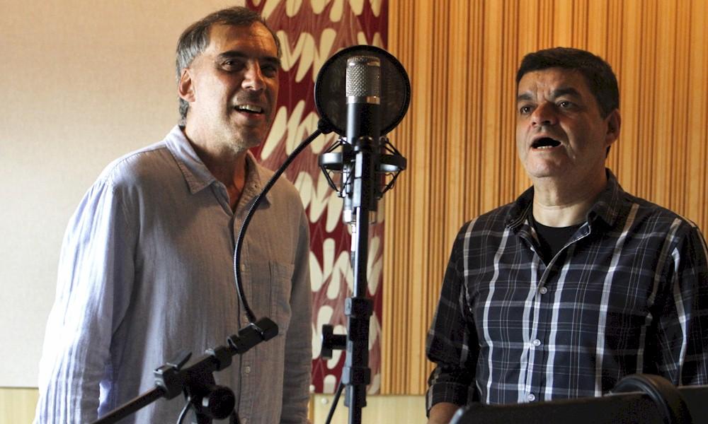 Arnaldo Antunes e Dedé Paraizo anunciam novo single em junho