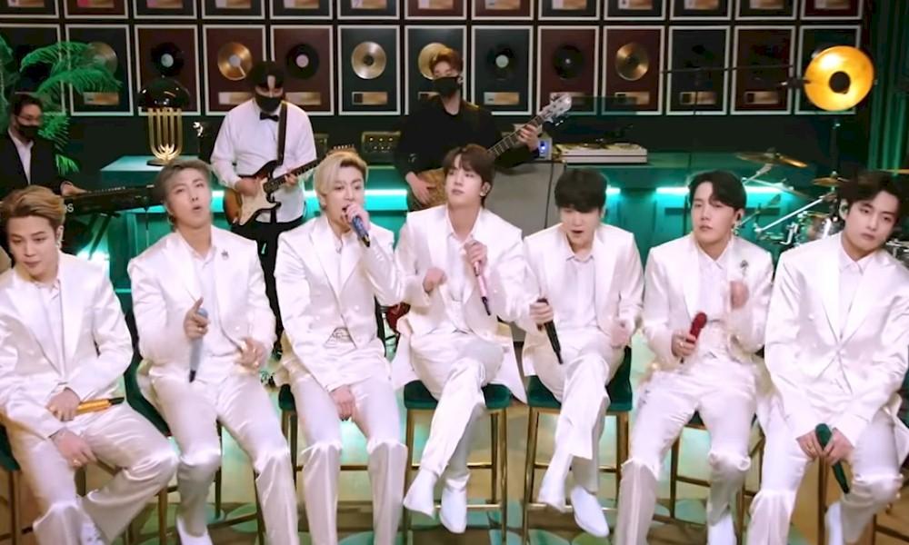 MTV apresenta acústico com BTS nesta sexta-feira