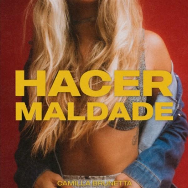 "DJ Camilla Brunetta anuncia single de estreia ""Hacer Maldade"""