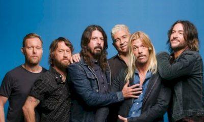 """Foo Fighters lança """"Making A Fire"""" com produção de Mark Ronson"""
