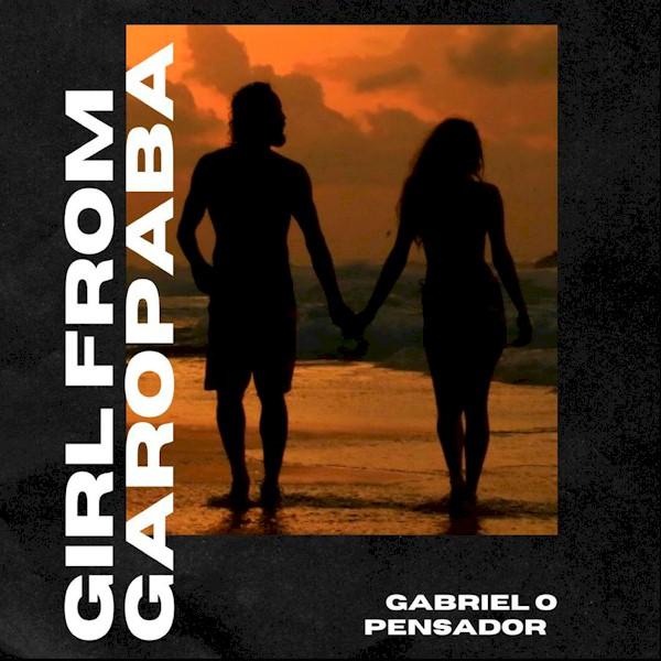 """Gabriel O Pensador anuncia a inédita """"Girl From Garopaba"""" para esta sexta"""