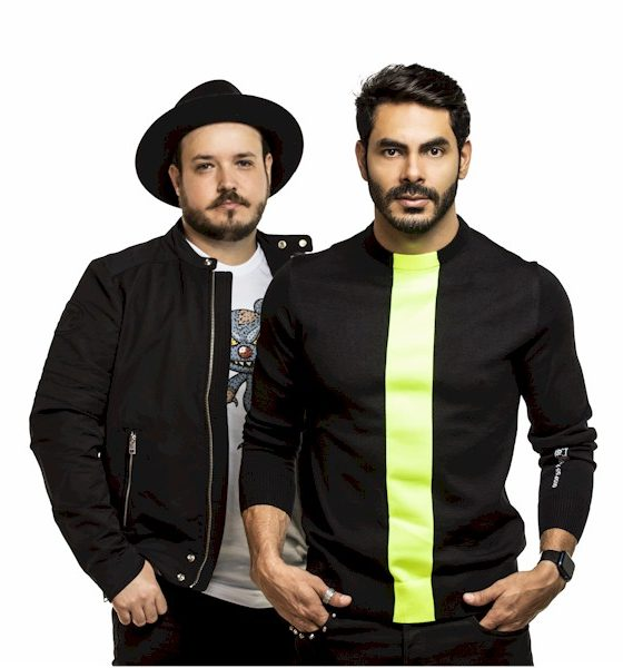 Israel e Rodolffo emplacam duas canções entre as 10 mais ouvidas do país