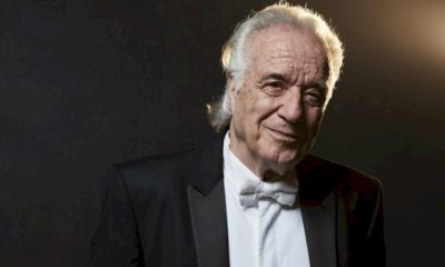 João Carlos Martins realiza concerto em São Paulo no mês de junho