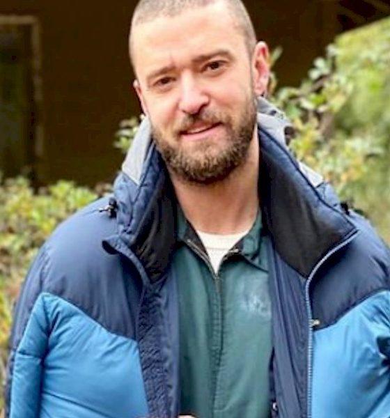 Justin Timberlake divulga as primeiras fotos de seu filho nas redes sociais
