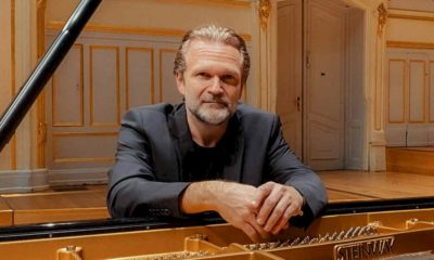 Sebastian Knauer apresenta obras de Mozart e Nyman em novo álbum