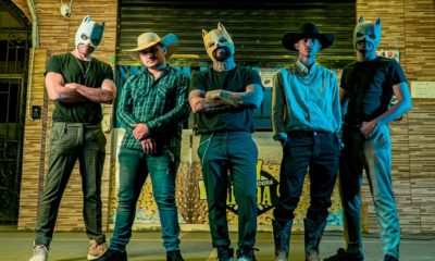 """Trio Mad Dogz se rende ao piseiro na faixa """"Distribuidora"""""""