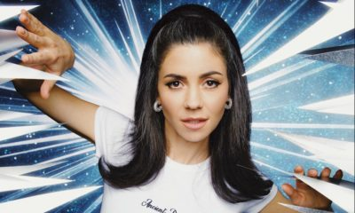 "Marina lança o aguardado álbum ""Ancient Dreams In A Modern Land"""