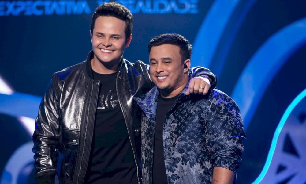 Matheus e Kauan anunciam live de São João nesta sexta-feira