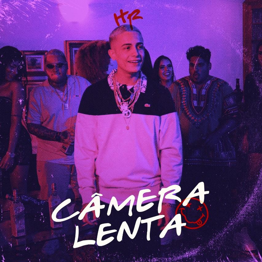 """MC Hariel lança o single e clipe de """"Câmera Lenta"""""""