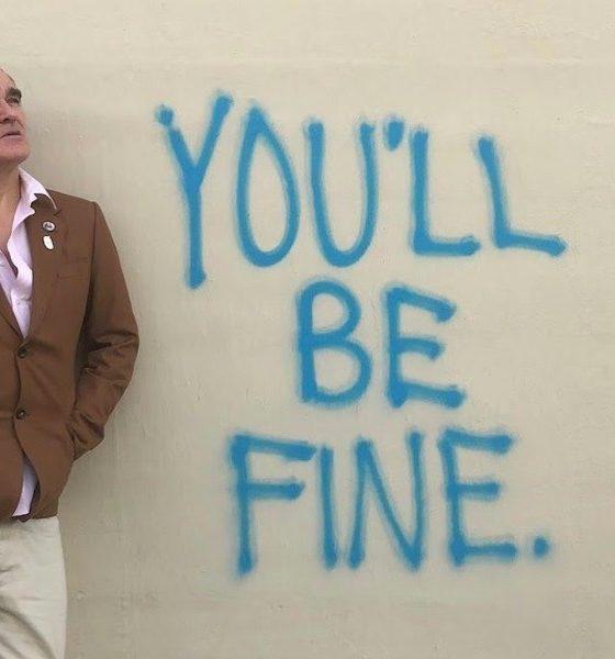 Morrissey anuncia seu primeiro álbum, após romper com gravadora