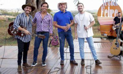 Neto & Felipe gravam novo DVD com participação especial