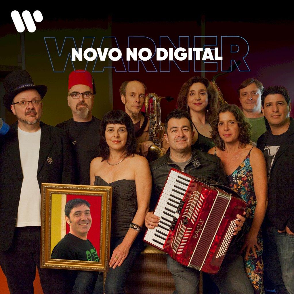 """Warner lança playlist """"Novos no Digital"""" com Raul Seixas, Dorival Caymmi e Luni"""