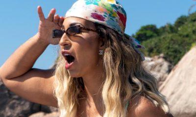"Valesca Popozuda confirma presença em reality ""Ilha Record"""