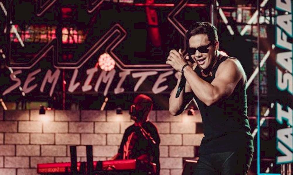 Wesley Safadão: live que contou com Juliette bate recorde de audiência