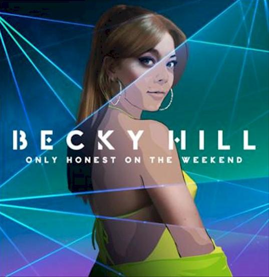 Becky Hill anuncia seu álbum de estreia para agosto