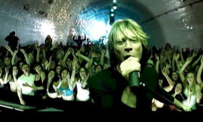 """Bon Jovi: clipe de """"It's My Life"""" alcança 1 bilhão de views no YouTube"""