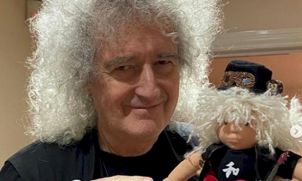 "Brian May diz em entrevista que Freddie Mercury era ""inseguro"""