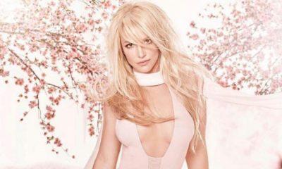 Britney Spears aparece nua no Instagram