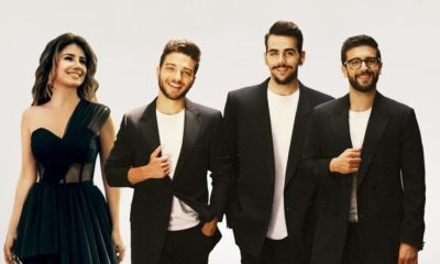 "Paula Fernandes participa da faixa ""Grande Amore"" com o trio Il Volo"