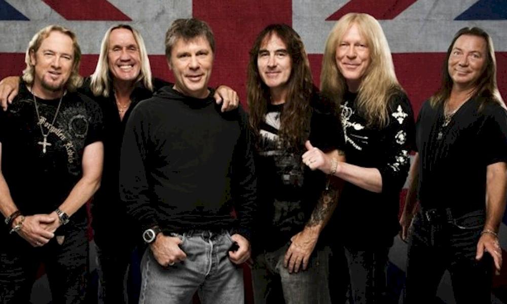 """Iron Maiden anuncia novo álbum """"Senjutsu"""" para setembro"""