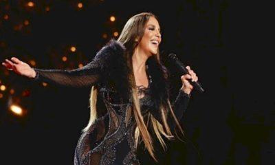 """Ivete Sangalo apresenta a faixa """"Mainha Gosta Assim"""" com Léo Santana"""