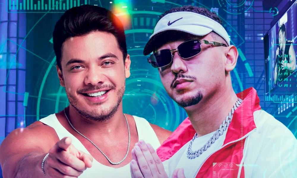"""Lucas Beat lança o remix de """"Passatempo"""" com participação de Wesley Safadão"""