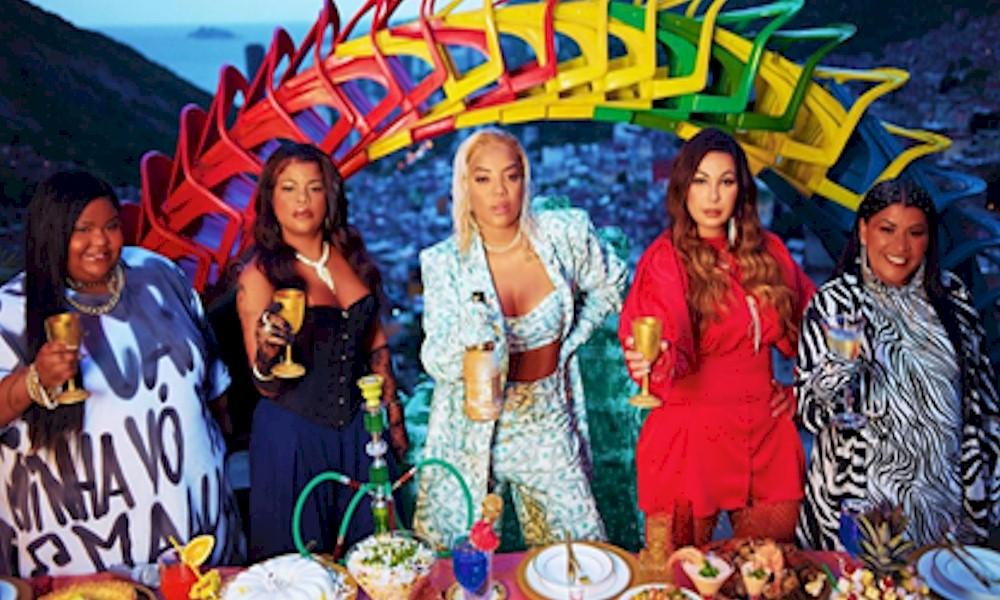 Ludmilla celebra a inclusão do funk brasileiro no Grammy Latino
