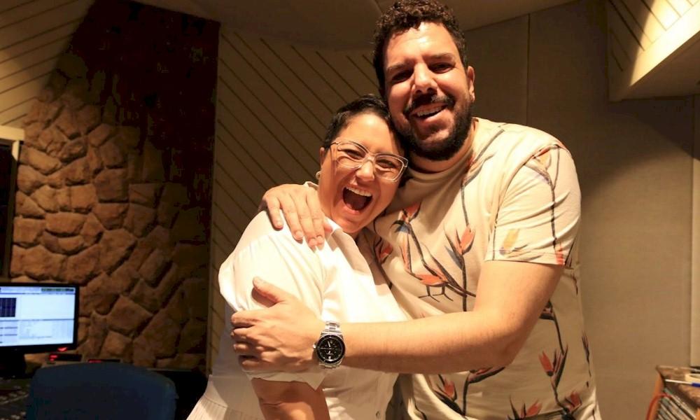 Maria Rita grava single inédito de Fred Camacho