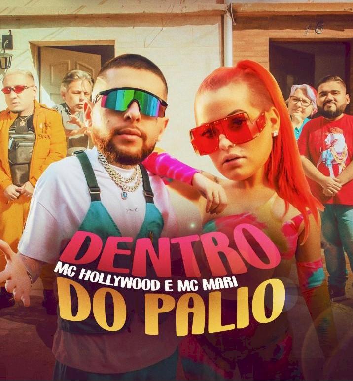 """MC Mari e MC Hollywood lançam a faixa """"Dentro do Palio"""""""