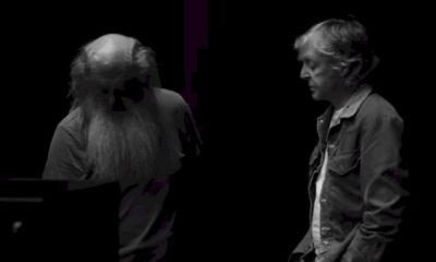"""Paul McCartney conversa com o produtor Rick Rubin no trailer de """"3, 2, 1"""""""
