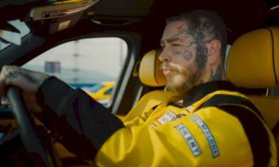 """Post Malone alcança o TOP 20 do Spotify Global com """"Motley Crew"""""""