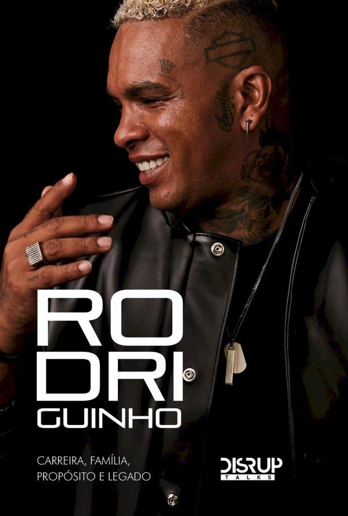 Rodriguinho lança biografia com fatos inéditos sobre sua carreira
