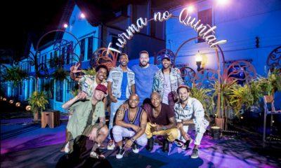 Turma do Pagode apresenta novo trabalho com show em São Paulo