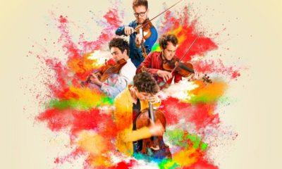 """Vision String Quartet lança a faixa """"Plunk Ballad"""""""