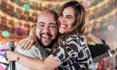 Wanessa Camargo discute o poder da música em entrevista com Tiago Abravanel