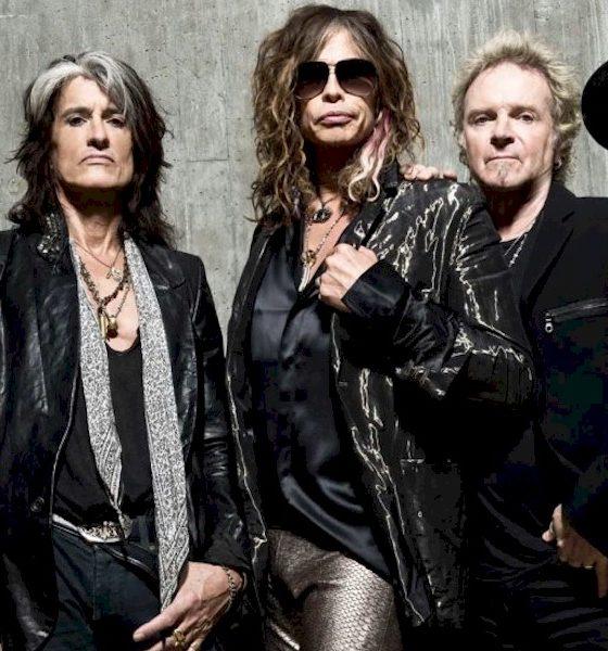 Aerosmith leva toda a sua discografia para a Universal Music