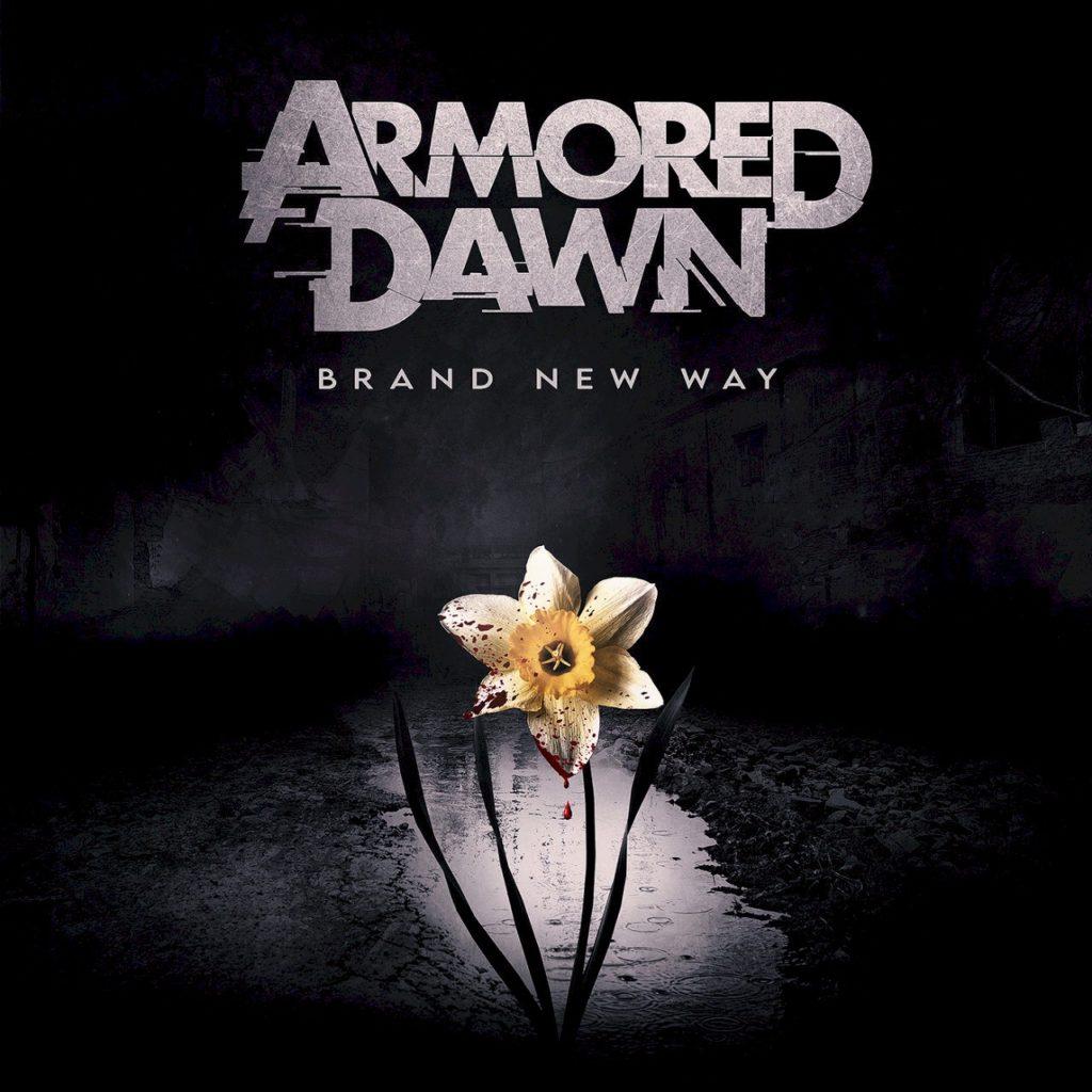 """Armored Dawn revela capa de seu novo álbum """"Brand New Way"""""""