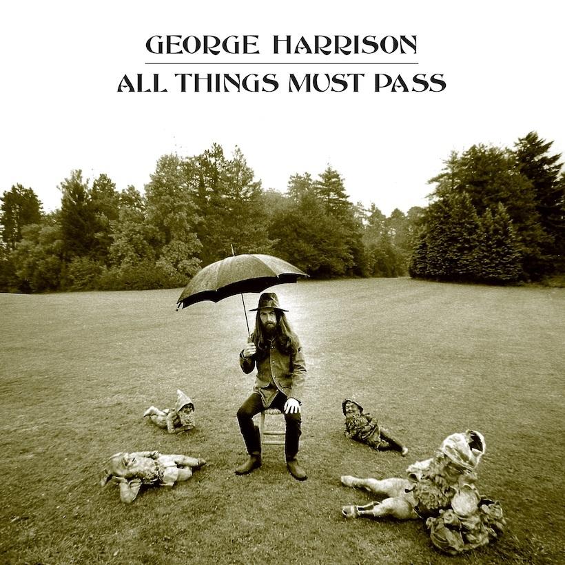"""Álbum da Semana: George Harrison com os 50 anos de """"All Things Must Pass"""""""