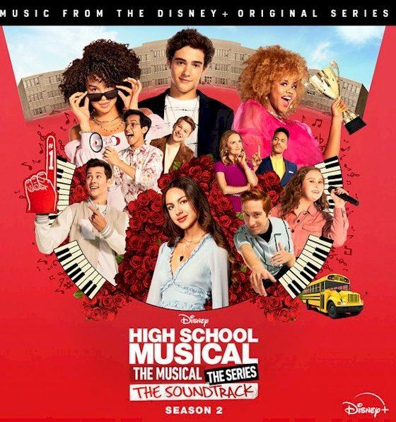 """Trilha sonora da nova temporada de """"High School Musical"""" estreia nas plataformas"""
