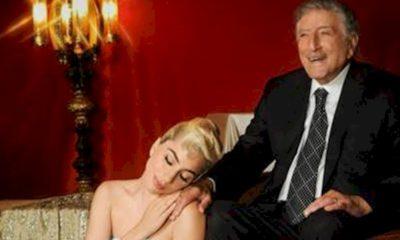 """Lady Gaga e Tony Bennett lançam o novo single """"I Get a Kick Out of You"""""""