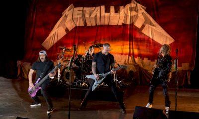 """Metallica anuncia podcast sobre o """"Black Album"""" de 1991"""