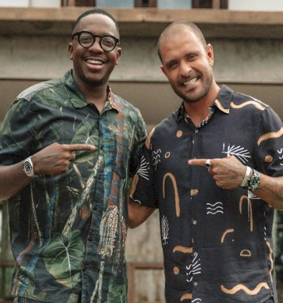 Mumuzinho faz música para Diogo Nogueira e Paolla Oliveira
