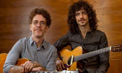 Nando Reis se reúne com seu filho Sebastião em duas apresentações no Rio