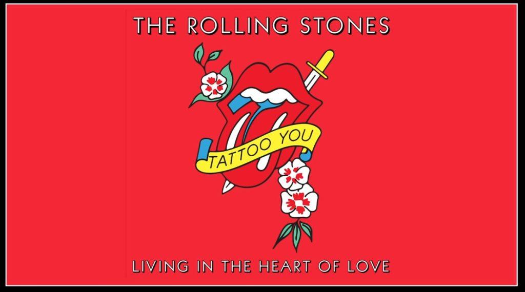 """Rolling Stones anunciam a edição de 40 anos de """"Tattoo You"""""""