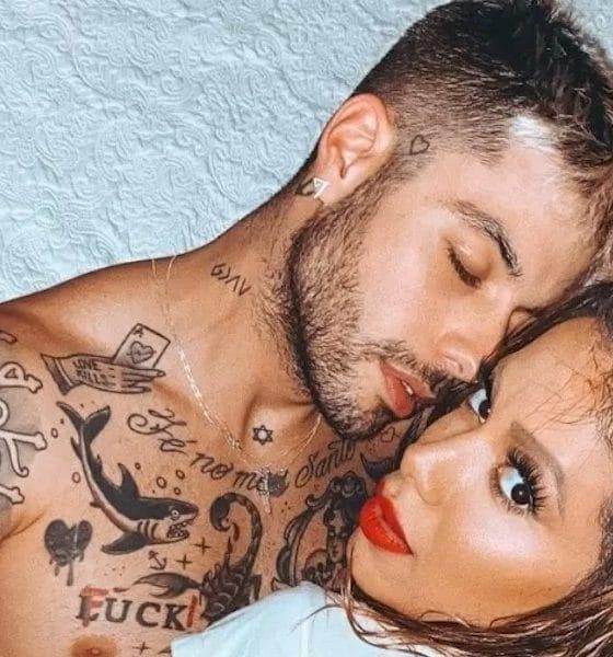 Anitta teve estratégia para não ser cancelada na pandemia, diz ex-namorado