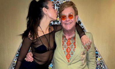 """Elton John e Dua Lipa lançam o remix de """"Cold Heart"""""""