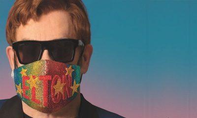 Elton John terá duetos com Eddie Vedder, Dua Lipa e Stevie Wonder em novo álbum