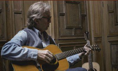 """Eric Clapton anuncia o novo álbum """"The Lady In The Balcony"""" para novembro"""