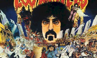 """Frank Zappa: clássico álbum """"200 Motels"""" ganha box de seus 50 anos de lançamento"""