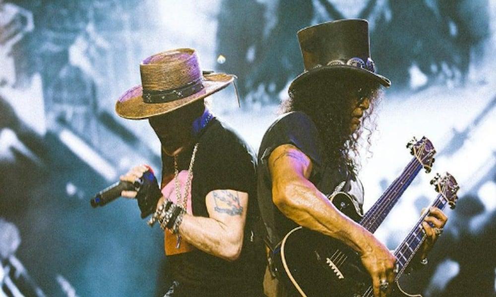 """Guns N' Roses lança """"Hard Skool"""" com a sua formação clássica"""